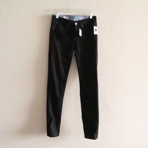 NWT Gap Always Skinny Black Jeans